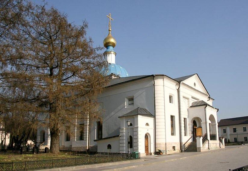 Храм Казанской иконы Богородицы