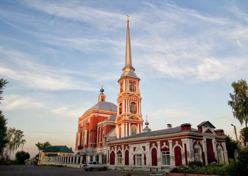 Храм пророка Ильи