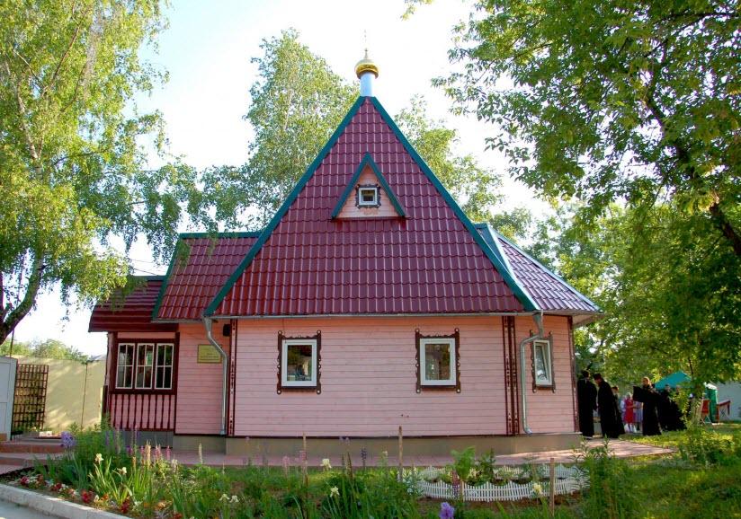 Храм святителя Луки Симферопольского