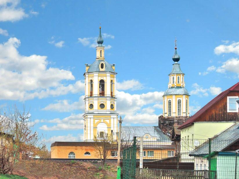 Храм Святого Николая Мир Ликийских