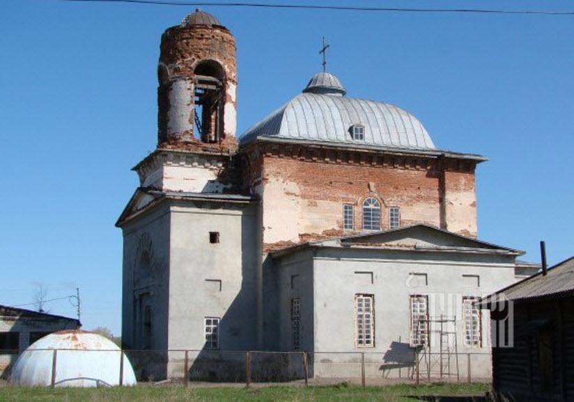 Храм во имя св. мучеников Флора и Лавра