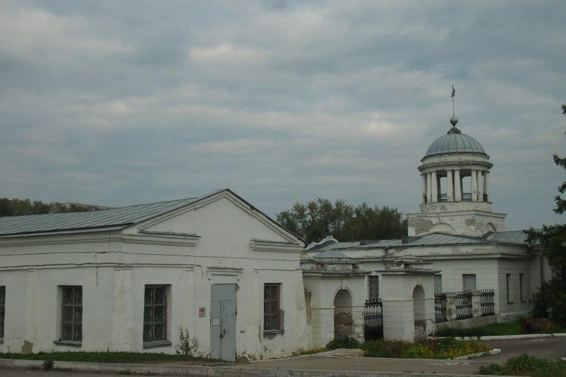 Каменский казенный чугунно-литейный завод