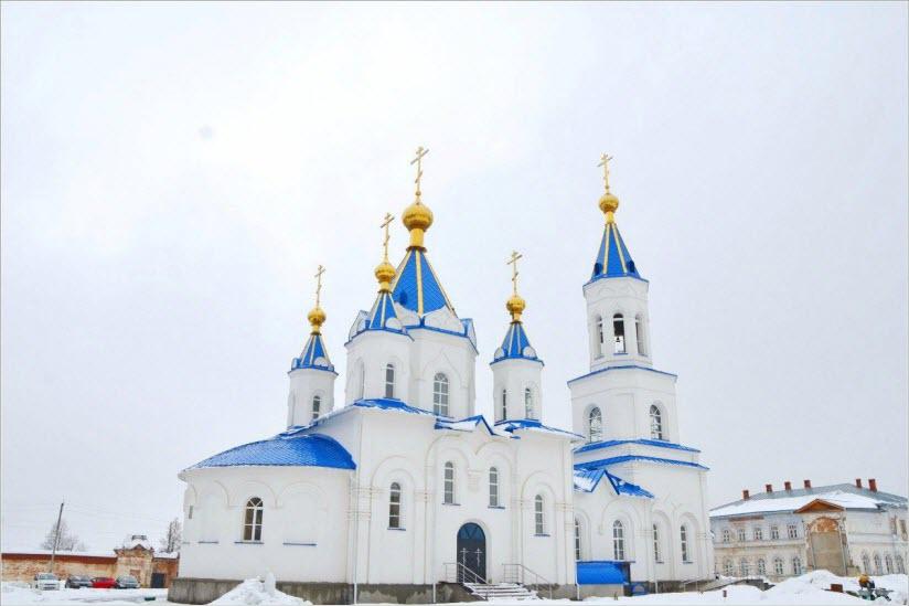 Казано-Богородский монастырь