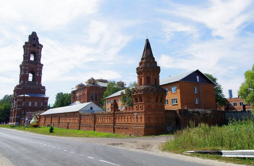 Казанский Колычевский женский монастырь