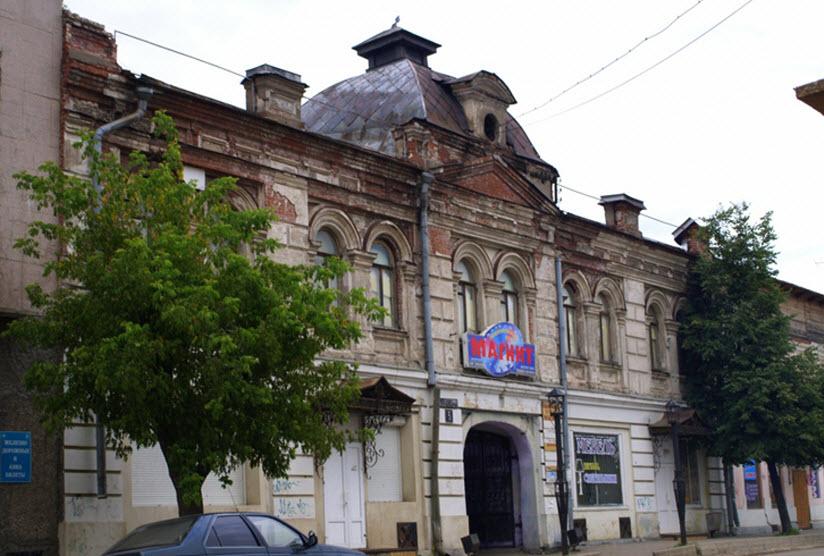 Купеческий дом В.Д. Собцова