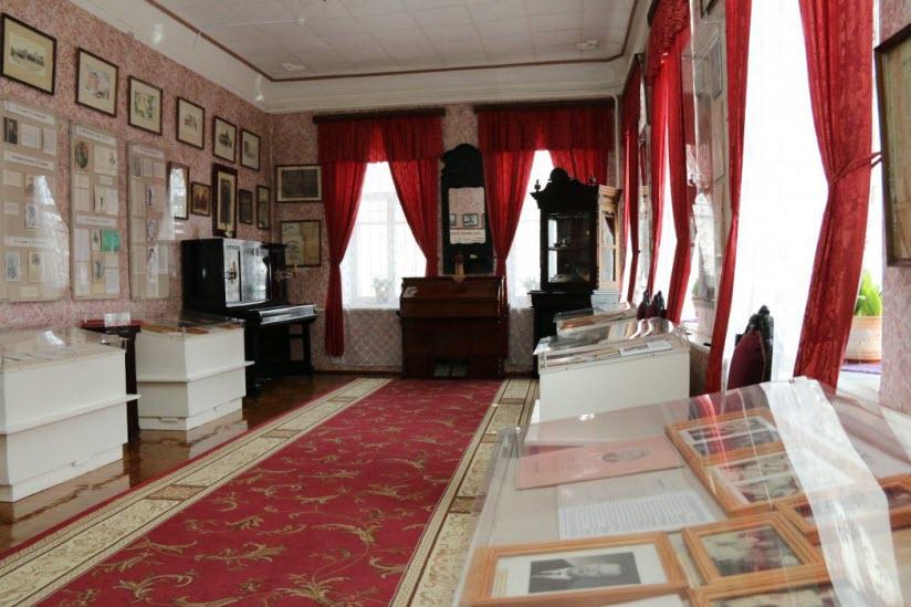 Литературный дом-музей князей Голицыных