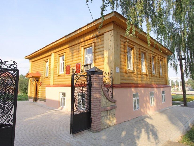 Литературный музей Марины Цветаевой