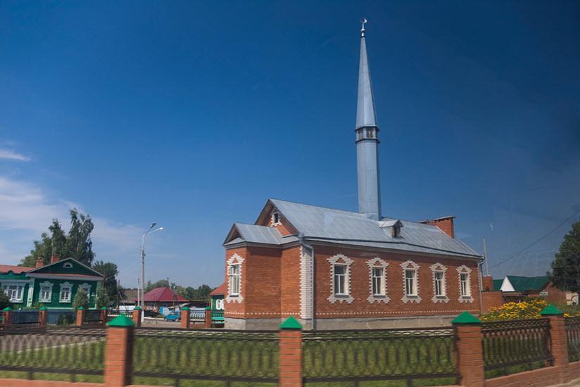 Мечеть Аль-Кадир