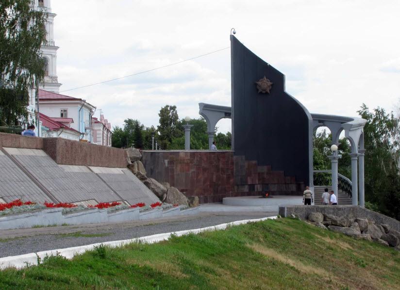 Мемориал Памяти погибшим в Великой Отечественной войне