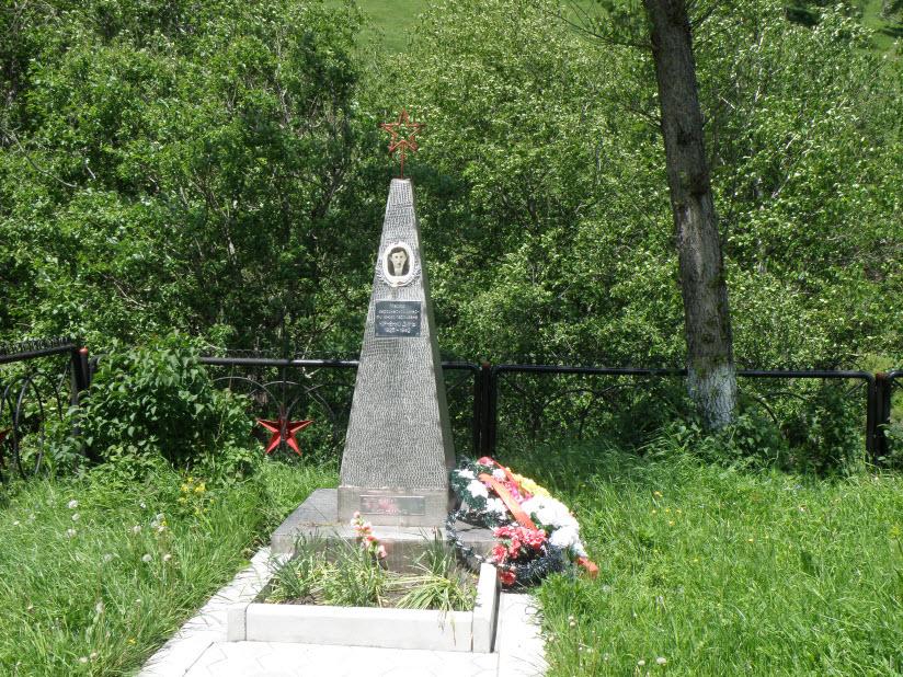Мемориал в честь Димы Юрченко