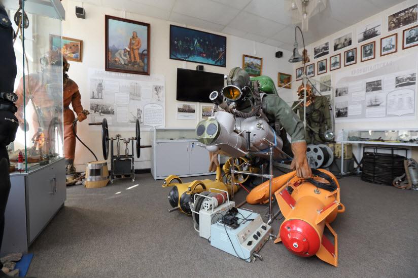 Морской водолазный музей