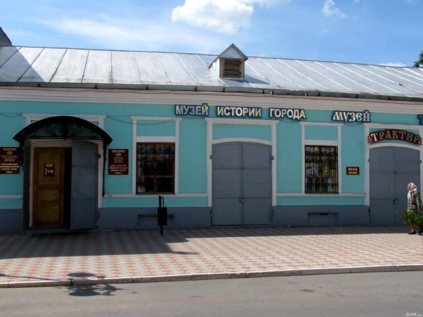 Музей истории Елабуги