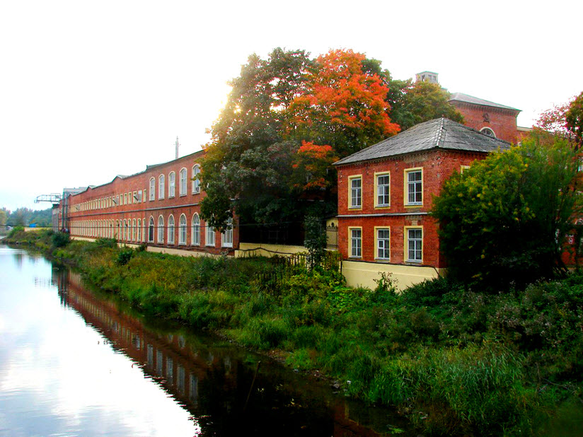 Музей истории Шлиссельбурга