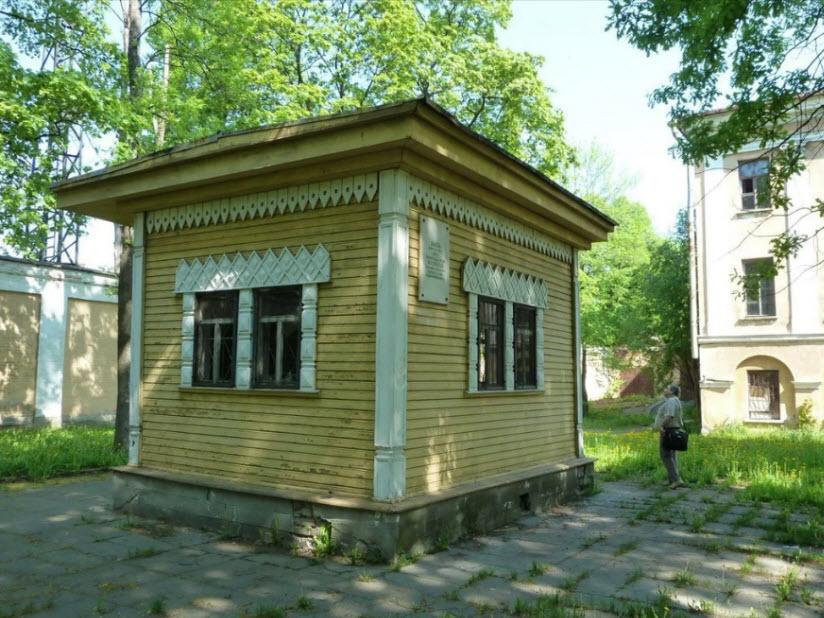 Музей-кабинет Попова