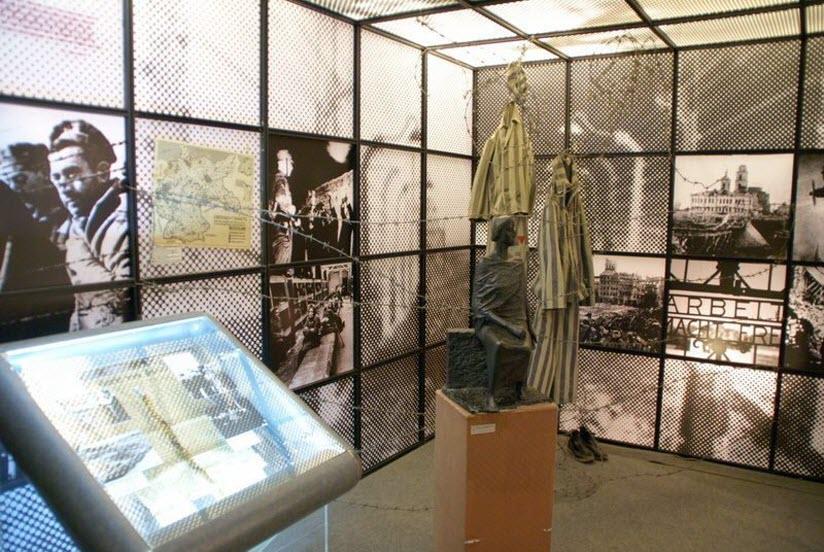 Музей-мемориал немецких антифашистов