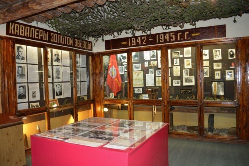 Музей памяти Лопасненского края