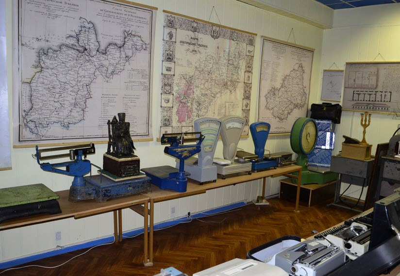 Музей почтовой связи