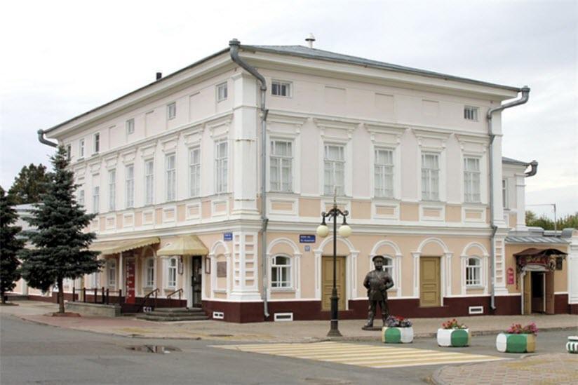 Музей современного этноискусства