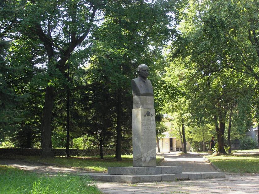 Памятник академику И.М. Виноградову