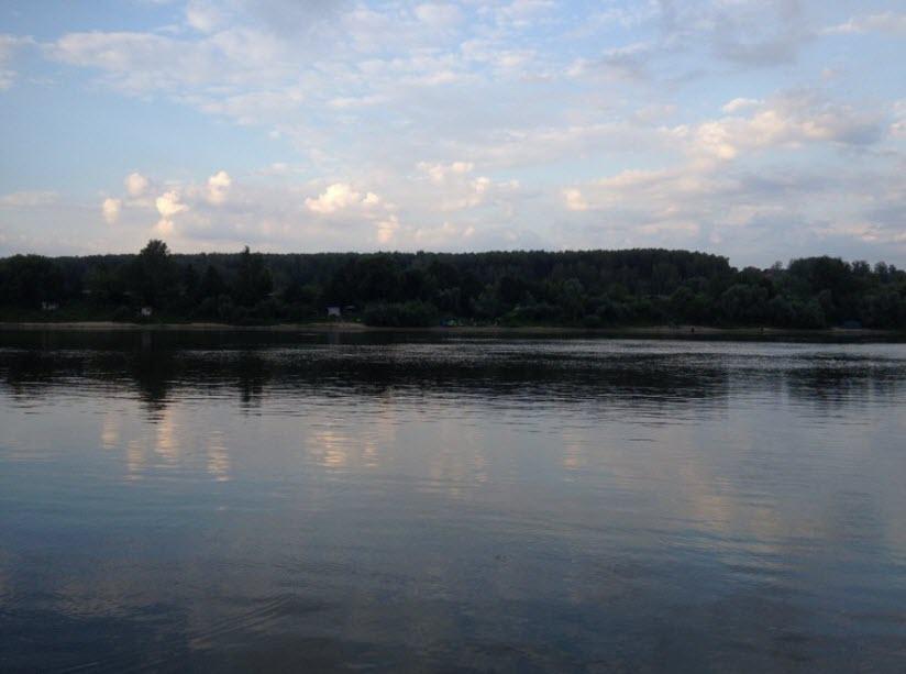 Павленское озеро