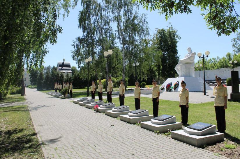 Площадь героев Козельска