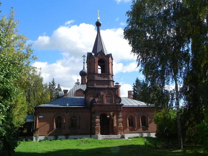 Покровская церковь Пресвятой Богородицы