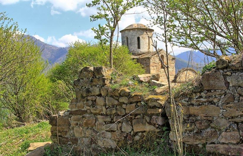 Развалины древней Алании