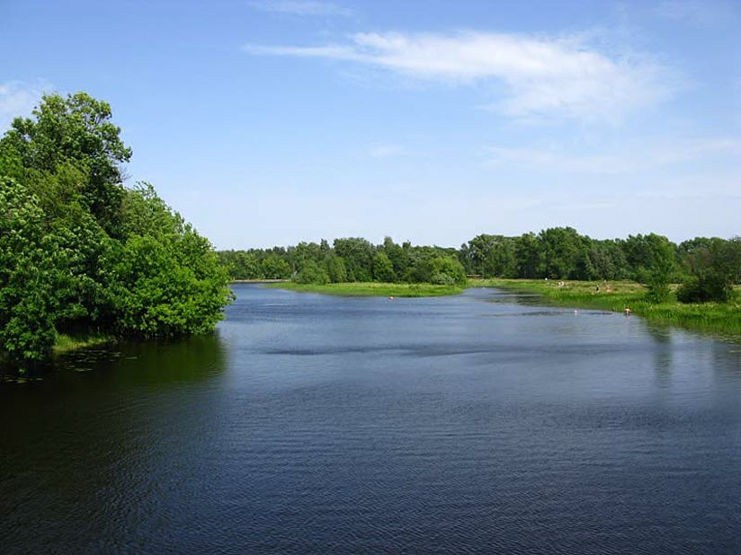 Река Цна