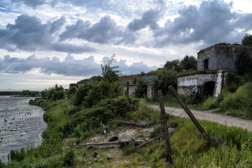 Северный форт №1