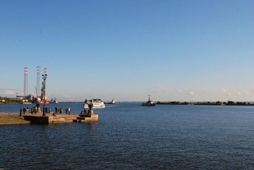 Средняя гавань