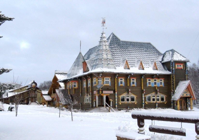 Туристический комплекс «Верхние Мандроги»