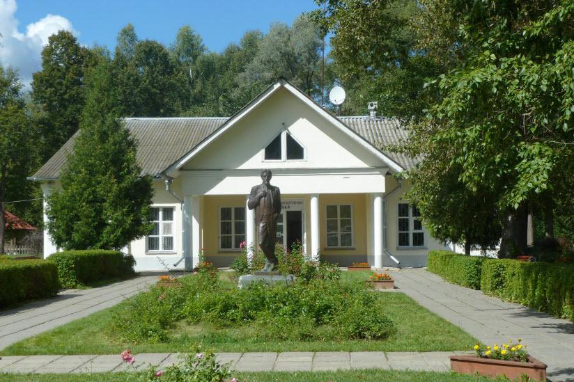Усадьба Чехова в селе Мелихово