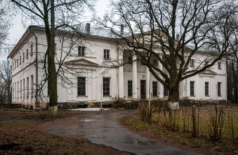 Усадьба Петровское