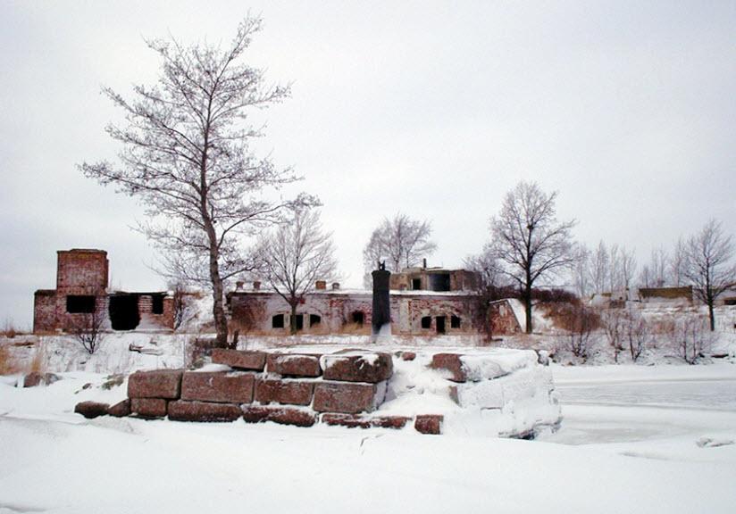 Южный форт №1