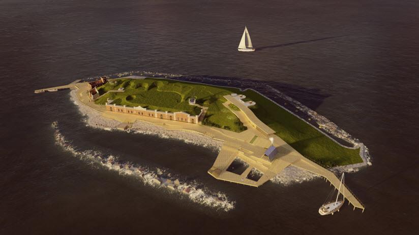 Южный форт №2