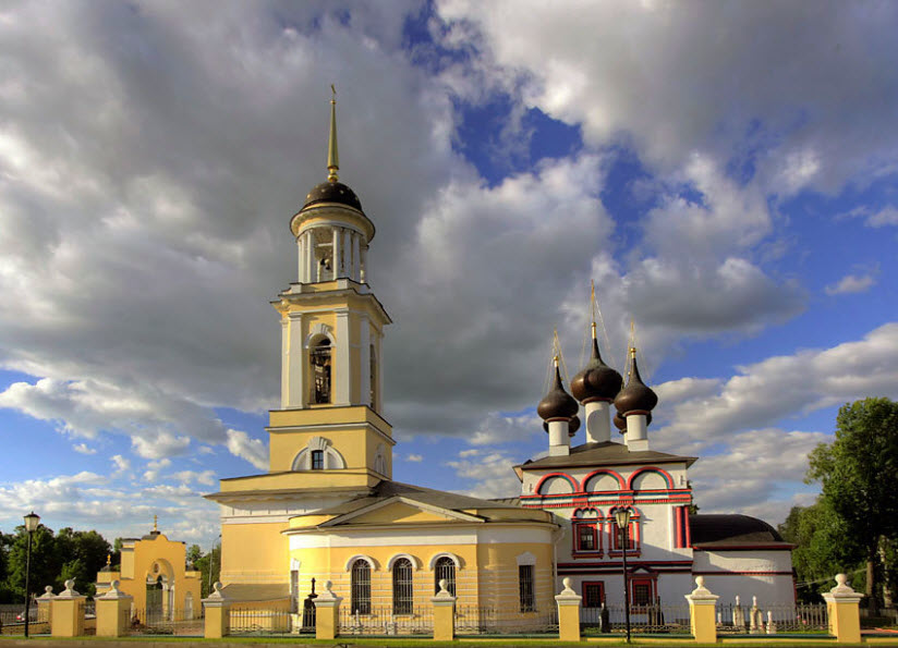 Зачатьевская церковь