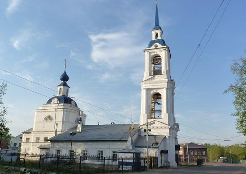 Благовещенская церковь