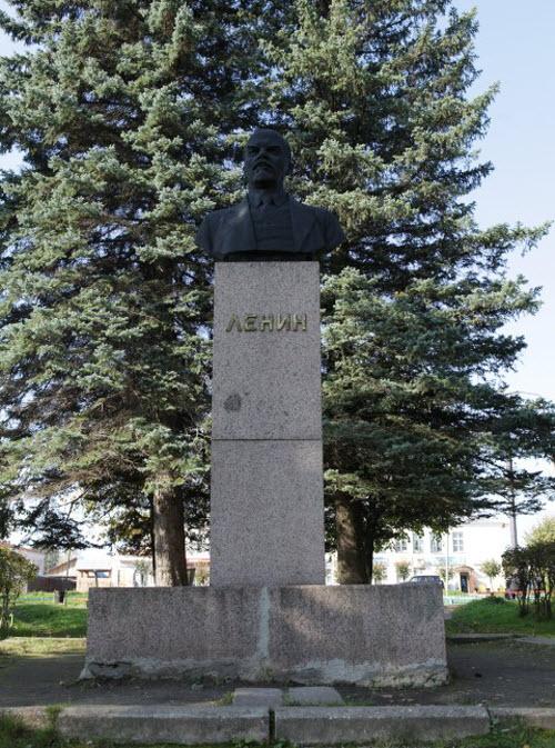 Бюст В.И. Ленина