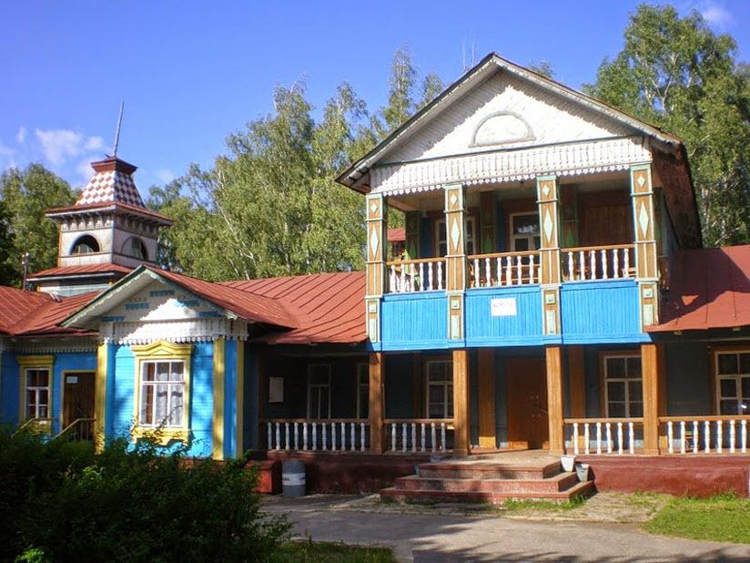 Дача Ф.И. Шаляпина