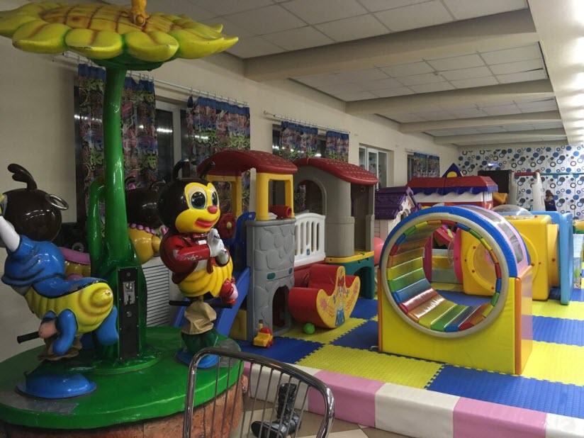 Детский развлекательный центр «Сказочный городок»