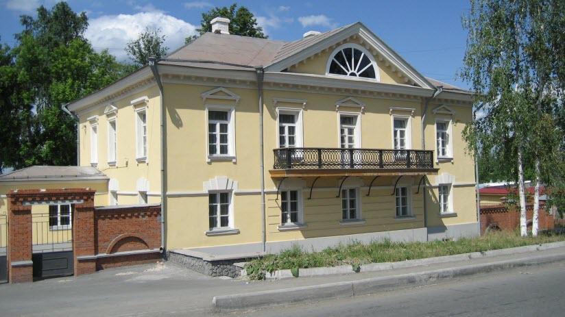 Дом Черепановых