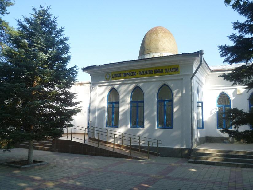 Дом Косинова