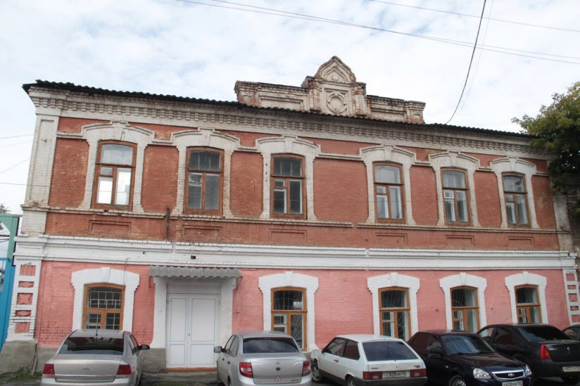 Дом купца Назарова