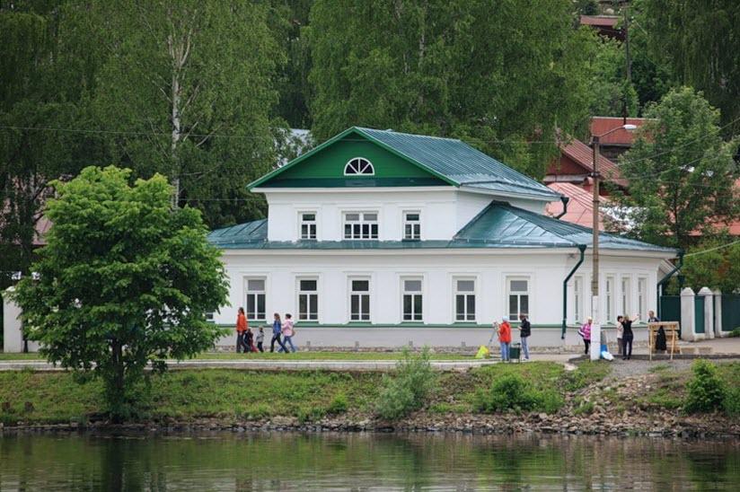 Дом-музей И. Левитана