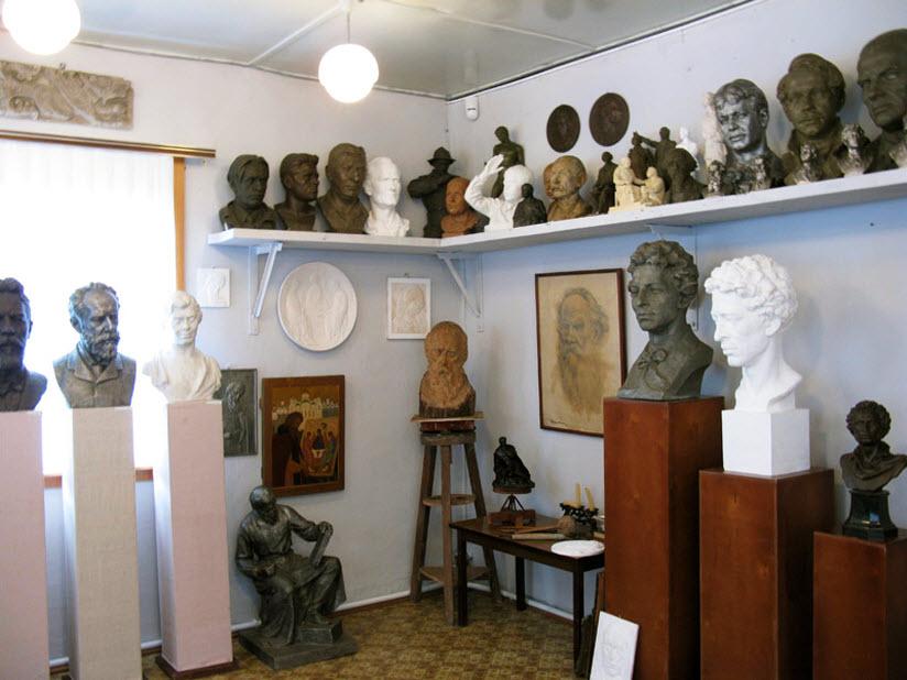 Дом-музей Н.В. Дыдыкина