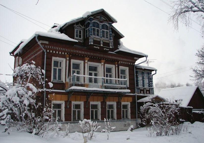 Дом нотариуса В.Ф. Маслока