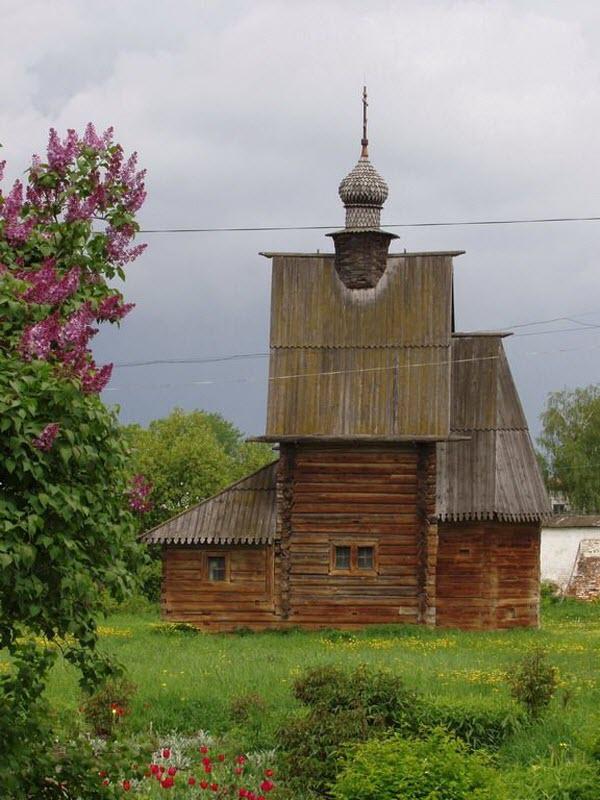 Георгиевская церковь (деревянная)