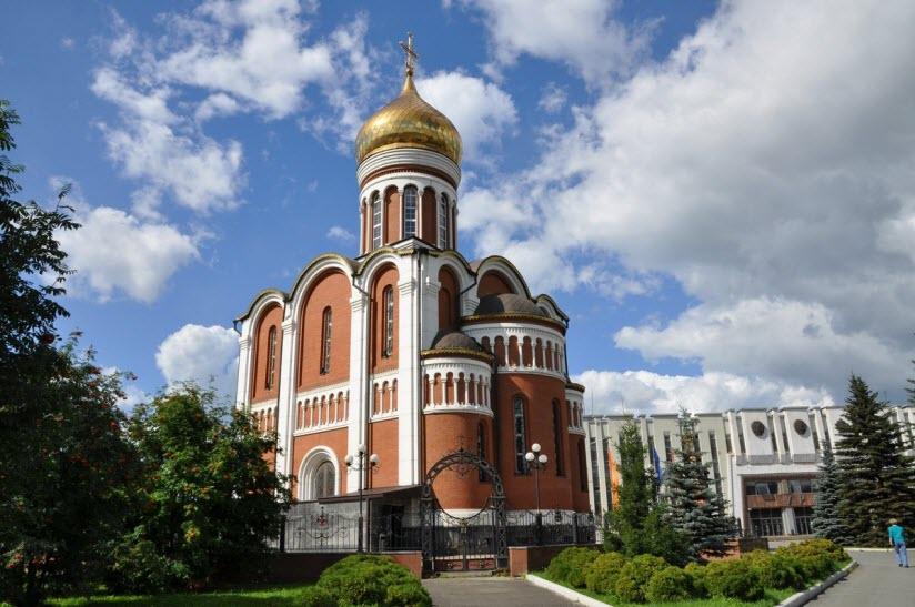 Храм-памятник во имя Святого Благоверного Великого князя Димитрия Донского