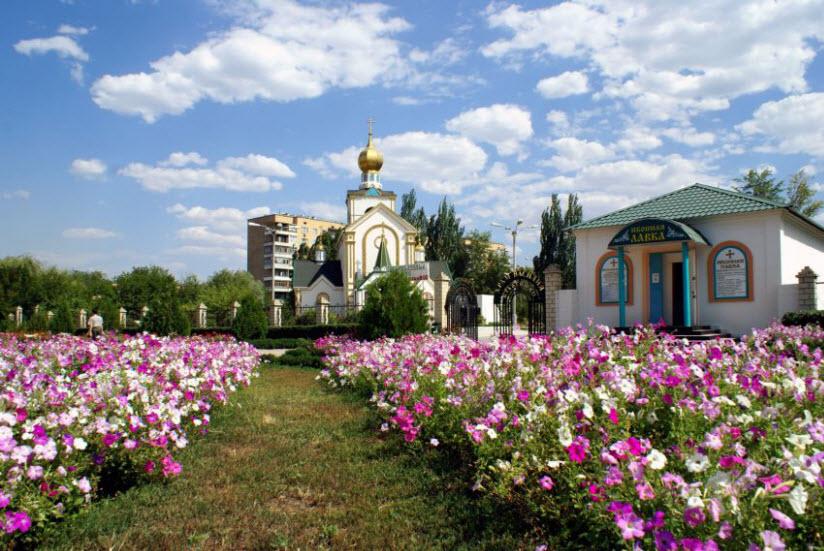 Храм святого Василия Блаженного