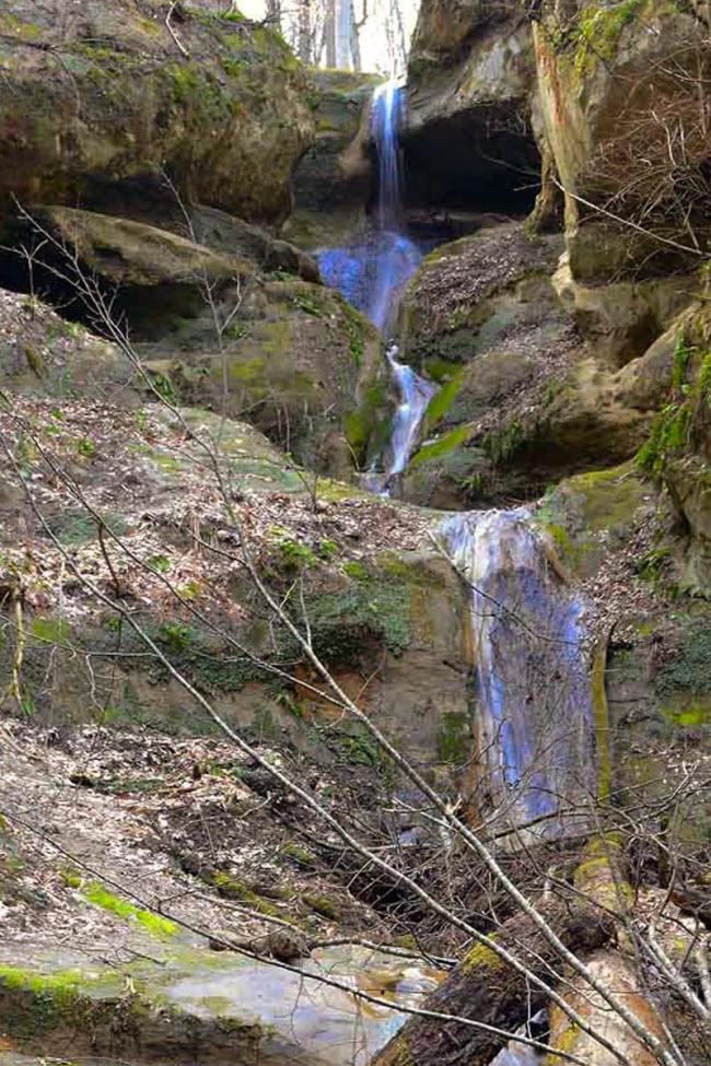 Мальцевы водопады